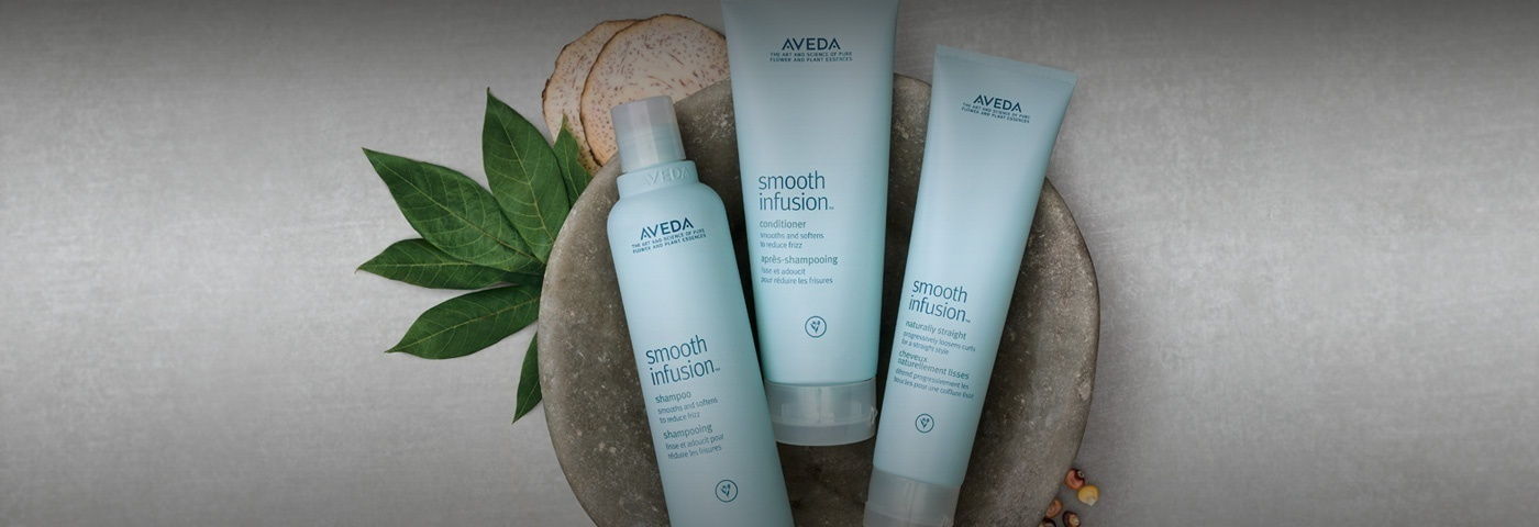 Salon del Sol Roanoke Richmond Aveda Smooth Infusion